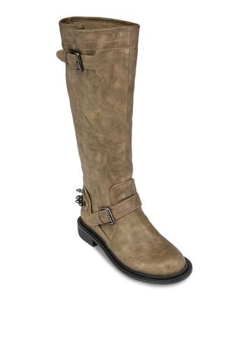 Mid Caesprit 衣服lf Boots, 女鞋, 靴子