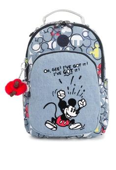 Kipling blue Kipling x Mickey D Seoul Go Backpack BFC5EACC196252GS 1 d85b9ac7db0e0