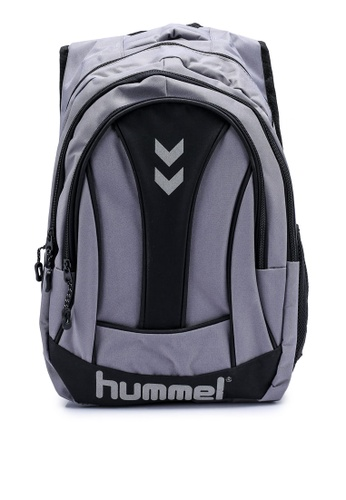 Hummel grey Clareste Backpack 21672AC99CCC21GS_1
