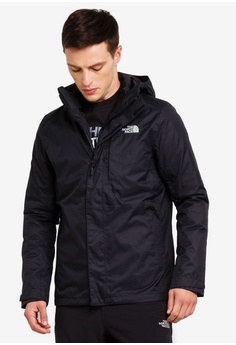 The North Face black TNF M ALTIER DOWN TRICLIMATE JACKET - AP TNF BLACK TNF 0350bef20