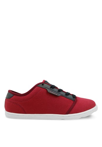 FANS black Fans Muller M - Casual Shoes Maroon Black FA469SH58PQNID_1