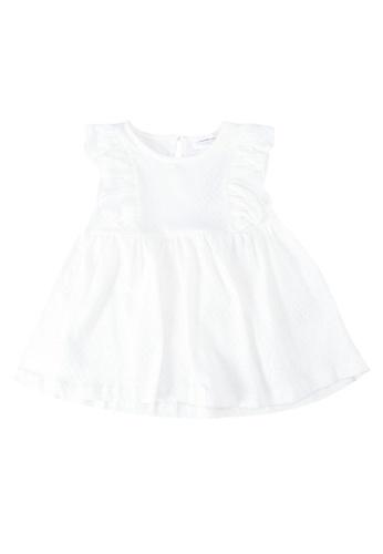 LC Waikiki white Baby Girl's Cotton Top 8CFE6KA32F417DGS_1