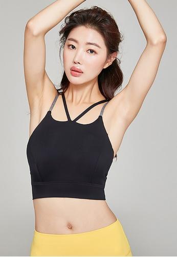 Trendyshop black Quick-Drying Yoga Fitness Sports Bras CE5EBUS3D2E224GS_1