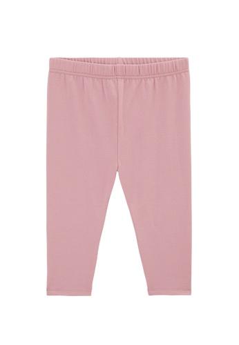 Gen Woo pink Baby Legging by Gen Woo 11DAFKAC9FC45CGS_1
