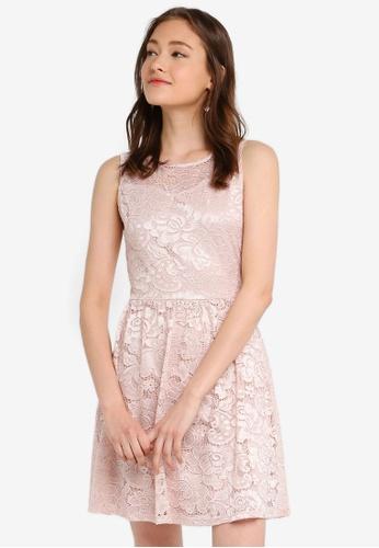45eee5eb566 Buy ONLY Dicte Lace Sleeveless Dress Online on ZALORA Singapore