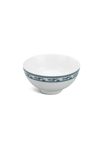 Minh Long I white Annam Bird: Porcelain Rice Bowl (11.5cm) 804BDHL0525D72GS_1