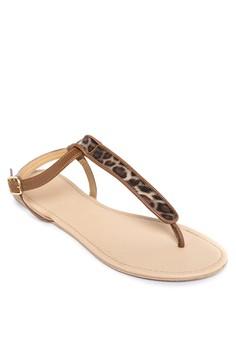 Germaine Flat Sandals