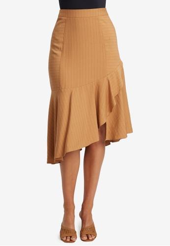 Willa brown Dakota Frill Skirt 18BA3AACC69E98GS_1