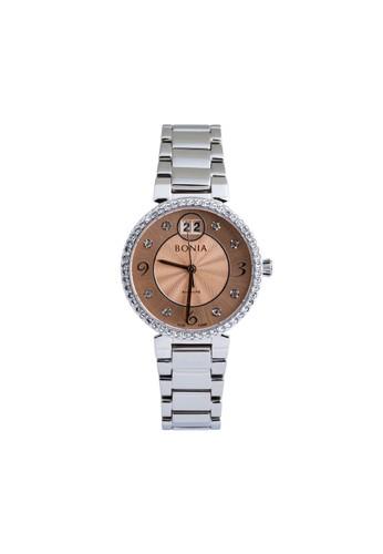 BONIA silver Bonia - BP10368-2377S - Jam Tangan Wanita - Silver 87B5AACE1D45E8GS_1