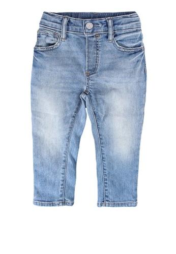 GAP blue Slim Taper Jeans 8FC25KA501E3F8GS_1