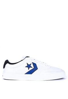 783e40157447 Converse white Courtlandt - Double Double Sneakers D6AE1SHB53F435GS 1