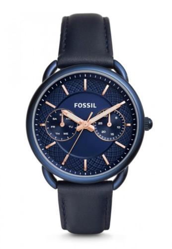 Fossil  TAILOR摩登esprit官網女錶 ES4092, 錶類, 時尚型