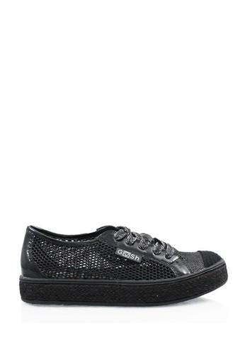GOSH black Gosh Sneakers GO752SH66YJXID_1