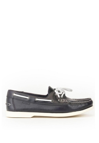 Aigle grey Havsea Loafers D65EFSH49A6279GS_1