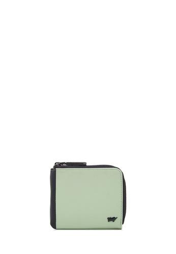 Braun Buffel green DENISE ZIP WALLET 3A2C9AC00D52B3GS_1