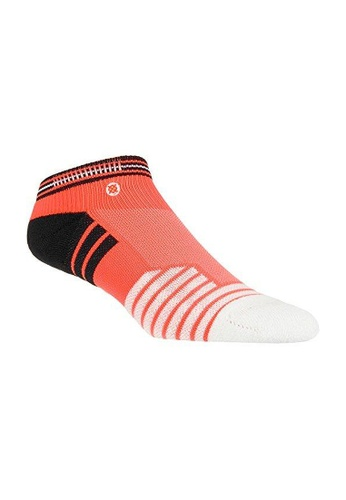 STANCE orange Stance Goals Low Small - Coral BE12AAA354C1A2GS_1
