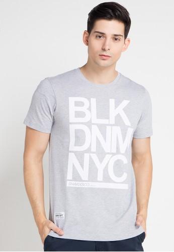 SHARKS grey Short Sleeve T-Shirt SH473AA0WP0UID_1