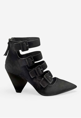 ASH black Dolby - Black Ankle Boots 299A8SH852509BGS_1