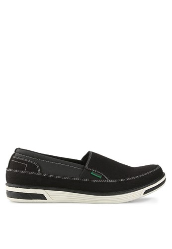 Sneakers Shoes black Benedict Slip On SN532SH05KUOID_1