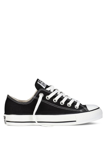 Converse black Chuck Taylor All Star Core Ox Sneakers D2D0DSH249A183GS_1