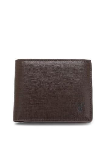 Playboy brown Rfid Blocking Bi-Fold Wallet CE3C8ACDFBDC9AGS_1