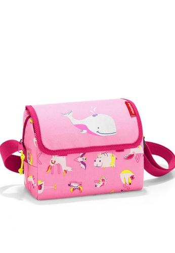 Reisenthel EverydayBag Kids ABC Friends Pink 9D996KC0A813DFGS_1