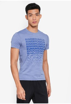 Running One Series Short Sleeve AC Tee