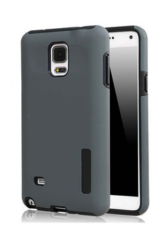 Dual Pro HardShell Case with Impact Absorbing Core for Samsung Galaxy Note 3