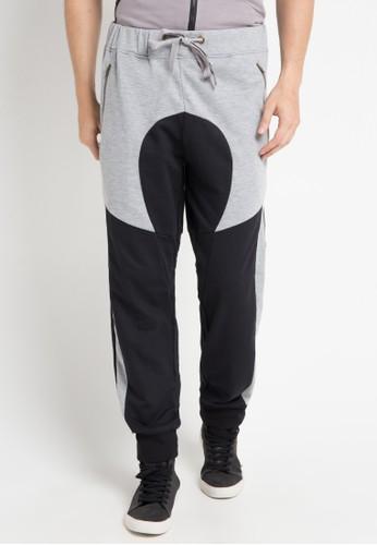 (X) S.M.L black and multi and grey Veto Sport Pants XS330AA0WE9EID_1