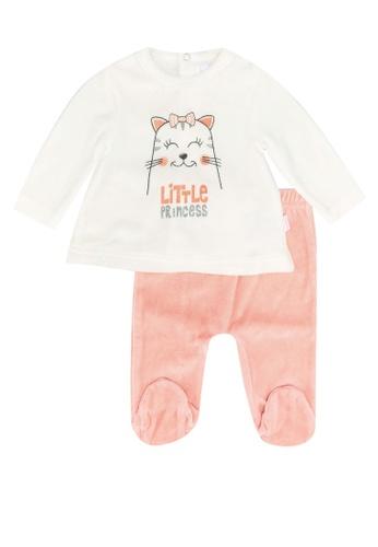 Babybol pink Baby 2 Pieces Set 04510KA47A7B1CGS_1