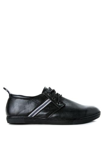 H2Ocean black Christorey Sneakers H2527SH34JUNPH_1