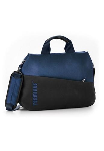 Terminus Bag blue Terminus Bright Carrier Navy Blue 07680AC313047AGS_1