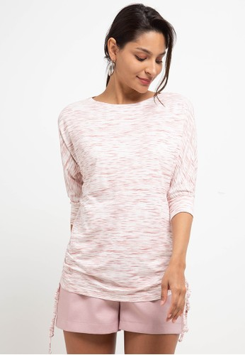 Expand pink Syaqila T-Shirt 361A7AA9DD4505GS_1