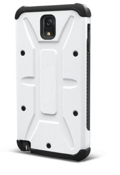 Shockproof Armor Case for Samsung Note 3 (White)