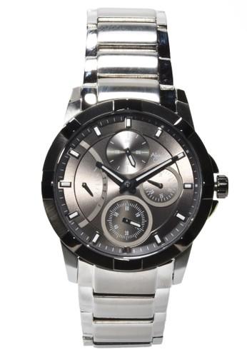 Alexandre Christie silver Alexandre Christie - Jam Tangan Wanita - Silver - Stainless Steel - 2503BFBTEGR 5454BAC57867B6GS_1