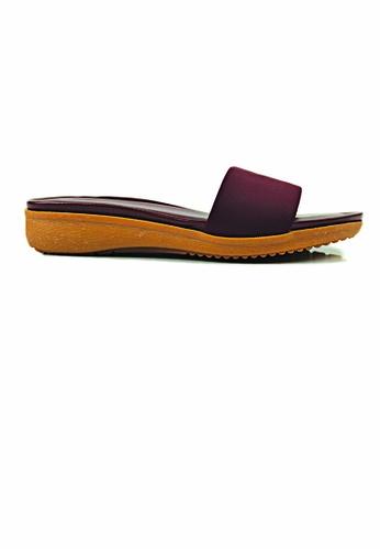 SHINE red Comfort Casual Sandals F9EF5SHFF354EFGS_1