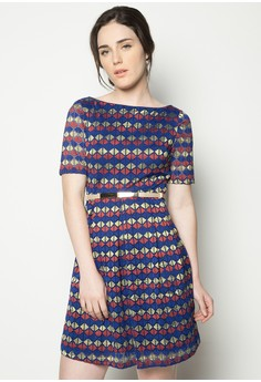 Cale Short Dress