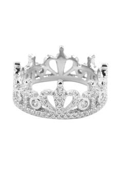 harga Dparis Ring crown SRS3005311 Zalora.co.id