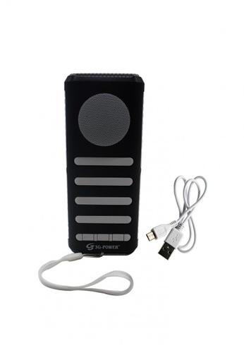 Manmico white G3G B100 3in1 Smart Powerbank With Bluetooth Speaker 22418AC56D2BA8GS_1