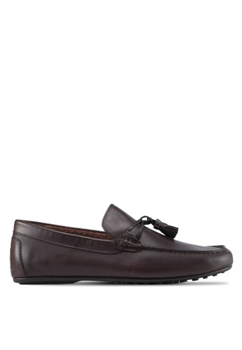 ALDO brown Freinia Loafers 3BA20SH5E67F5FGS_1