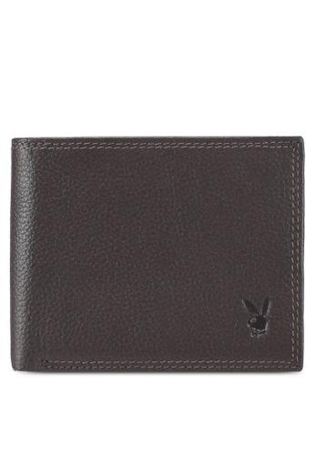 Playboy green Playboy Genuine Leather Wallet 0A6F4AC9E3E743GS_1