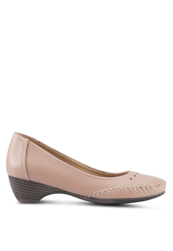 Bata pink Waverley Wedges 78DB5SH32CD469GS_1