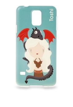 Dragon Tamer Samsung Galaxy S5 Case