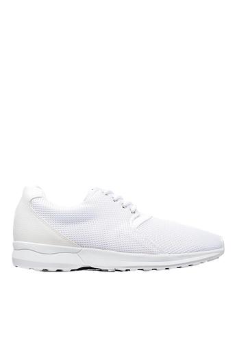 Life8 white iStarKu X MRJ Co-Branded Elastic Sporty Shoes-09706-White LI283SH0FVA7SG_1