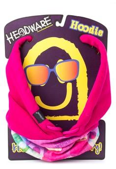 Hoodie: Pink Skullies