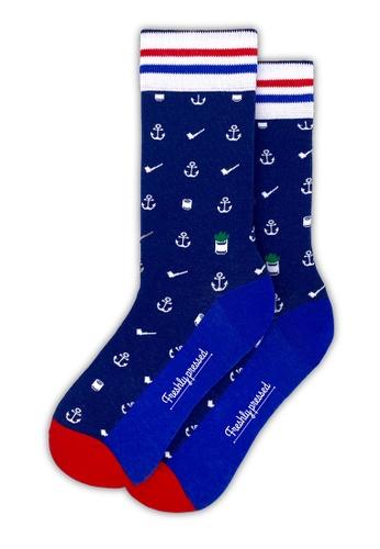 Freshly Pressed Socks multi Freshly Pressed Popeye 52D41AACE53E3BGS_1