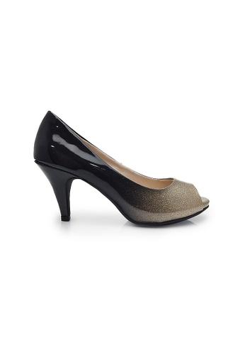 Elisa Litz gold Laures Heels (Gold) EL365SH38CJLSG_1