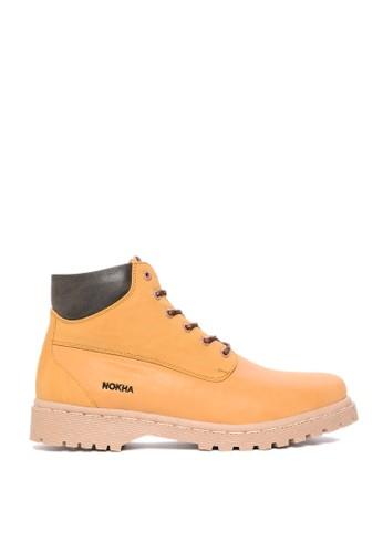 Nokha yellow ARLO MUSTARD - MEN 56B59SH0A74851GS_1