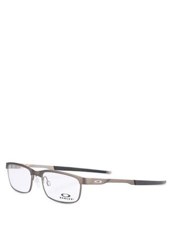 Oakley grey Steel Plate OX3222 Glasses OA405GL0USTSID 1 51717c5724