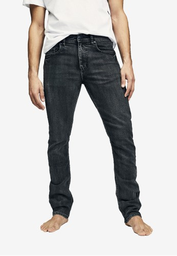 Cotton On grey Slim Fit Jeans 79514AACCEB237GS_1